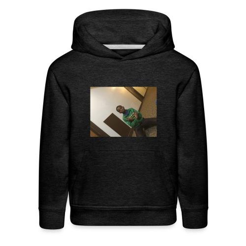 my cool picture sweatshirt - Kids' Premium Hoodie