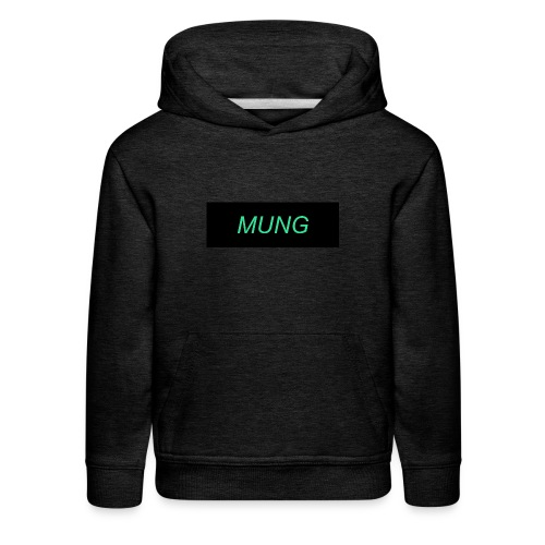 Mung - Kids' Premium Hoodie