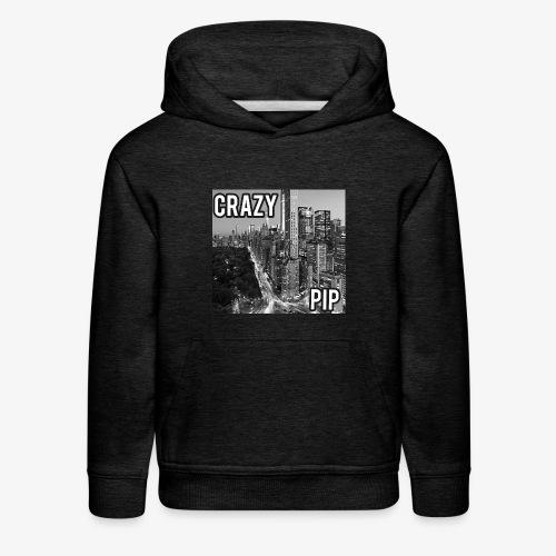 Crazypip in New York hoodie - Kids' Premium Hoodie