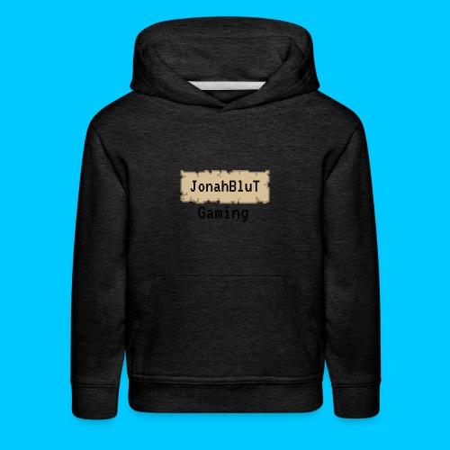 JonahBluT Gaming - Kids' Premium Hoodie