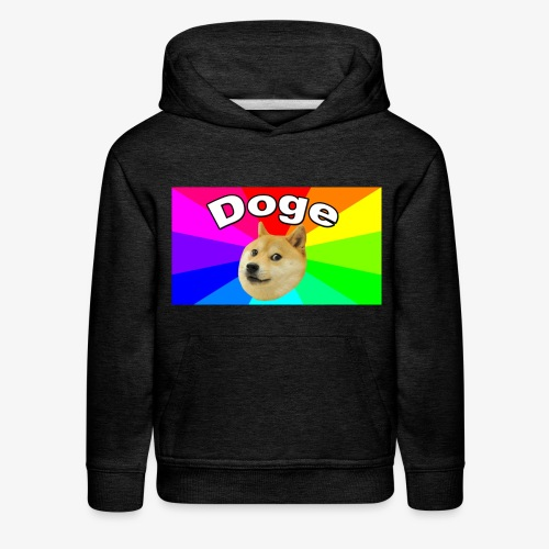 Doge - Kids' Premium Hoodie