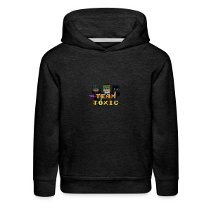 TeamToxic Merch Design 1 - Kids' Premium Hoodie