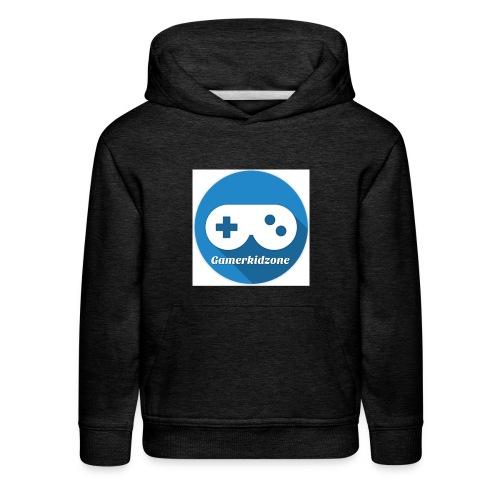 Gamerkidzone - Kids' Premium Hoodie