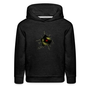 Broken Egg Dragon Eye - Kids' Premium Hoodie