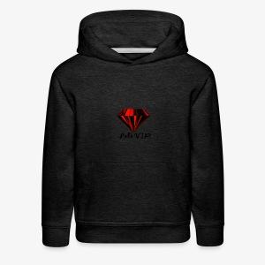 Red Blood Diamond - Kids' Premium Hoodie
