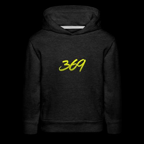 369 Custom Shirts - Kids' Premium Hoodie