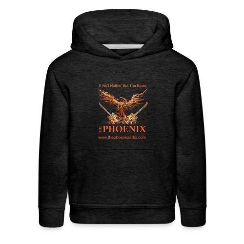 The Phoenix Radio - Kids' Premium Hoodie