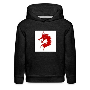 team fire dragon - Kids' Premium Hoodie