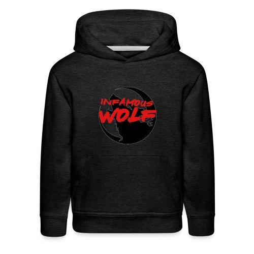 Infamous Wolf hoodie (kids) - Kids' Premium Hoodie