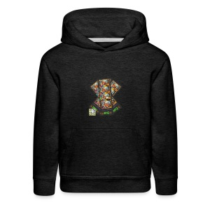 Photo Strip Shirt - Kids' Premium Hoodie