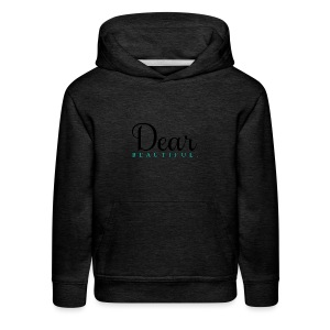 Dear Beautiful Campaign - Kids' Premium Hoodie