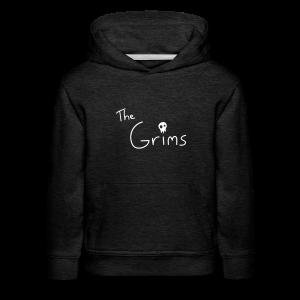 The Grims Logo - Kids' Premium Hoodie