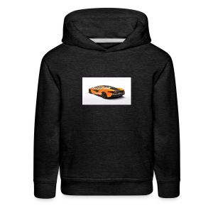 ChillBrosGaming Chill Like This Car - Kids' Premium Hoodie