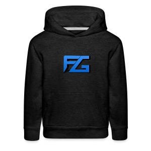 Freeze Gaming Logo - Kids' Premium Hoodie