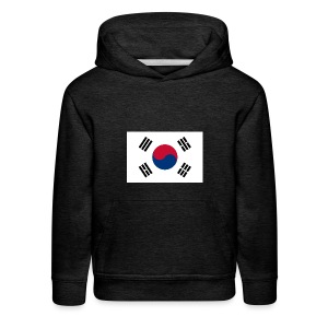 Flag of South Korea - Kids' Premium Hoodie
