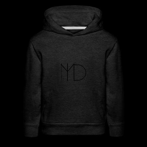 MLD Logo Classique - Molleton à capuche Premium pour enfant