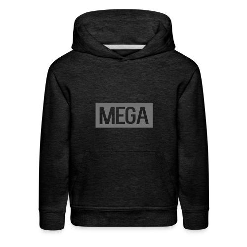 MEGA SHIRT - Kids' Premium Hoodie
