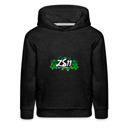 ZS11 merchendise - Kids' Premium Hoodie
