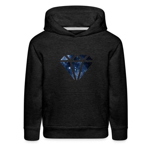 space diamond - Kids' Premium Hoodie