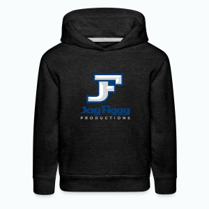 JayFiggyProductions - Kids' Premium Hoodie