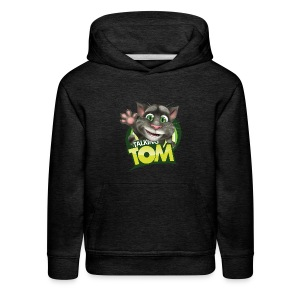 Talking_TOM_wave_preview_lowRes - Kids' Premium Hoodie