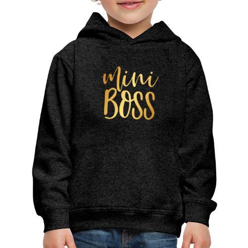 Mini Boss - Kids' Premium Hoodie