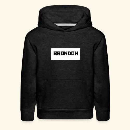 Brandon handley - Kids' Premium Hoodie