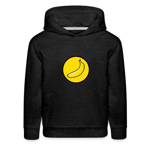 Banana - Kids' Premium Hoodie
