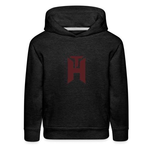 The Hybrids Logo - Kids' Premium Hoodie