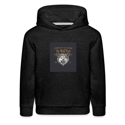 wolf pack - Kids' Premium Hoodie