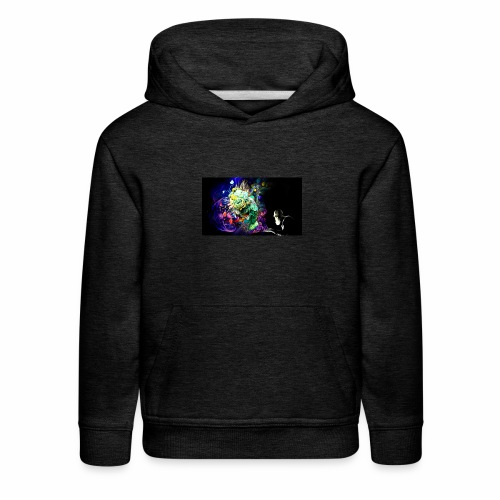 Mind altering illusion - Kids' Premium Hoodie