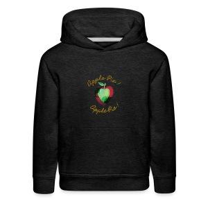Apple Pie! I Heart Apple Pie! - Kids' Premium Hoodie