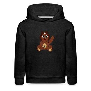 Nathan Piland Bear - Kids' Premium Hoodie