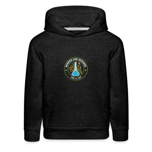 March for Science 2018 - Kids' Premium Hoodie