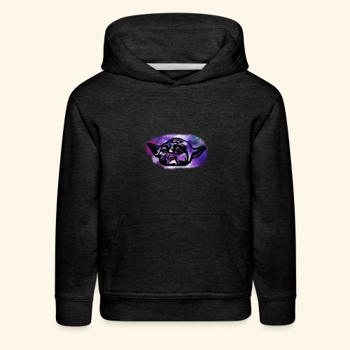 Be on with the force - Kids' Premium Hoodie