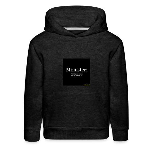 Momster - Kids' Premium Hoodie