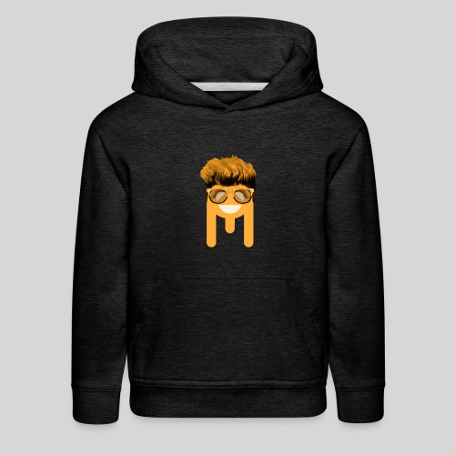 ALIENS WITH WIGS - #TeamDo - Kids' Premium Hoodie
