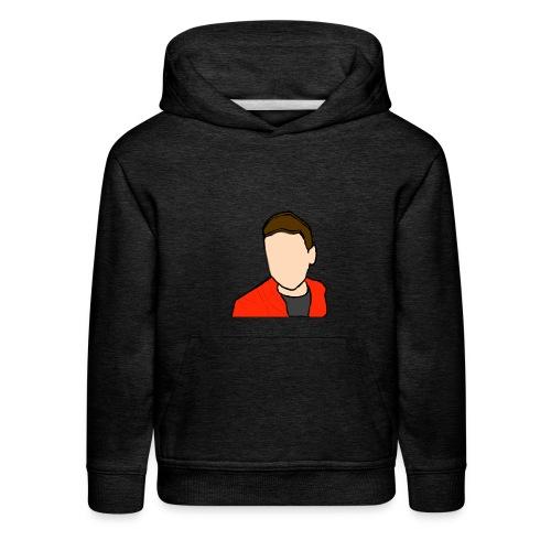 Sky's T Shirt - Kids' Premium Hoodie