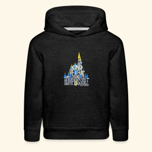 It's Kind Of Fun... - Kids' Premium Hoodie