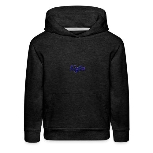 Treyten Simple Logo - Kids' Premium Hoodie