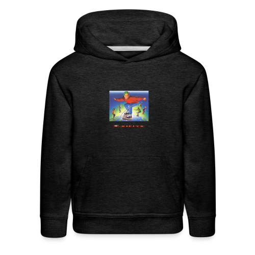 hot boy t-shirt - Kids' Premium Hoodie