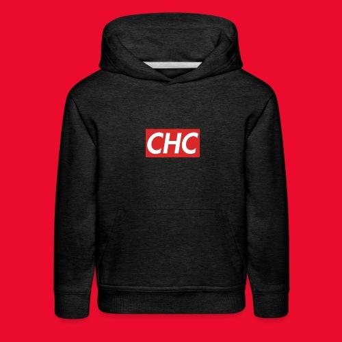 chc logo - Kids' Premium Hoodie
