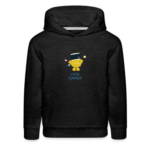 Little Gamer - Kids' Premium Hoodie