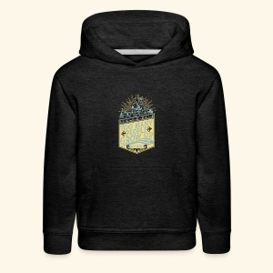 Too Many People Grow Up - Kids' Premium Hoodie
