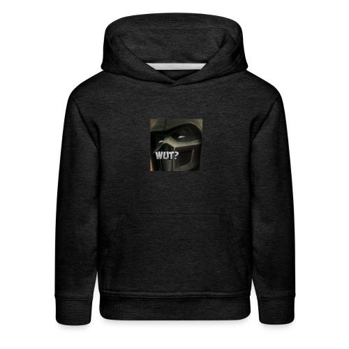 wut - Kids' Premium Hoodie