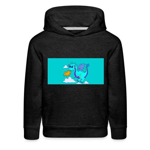 ColorBook2 10 2018 55720 PM - Kids' Premium Hoodie