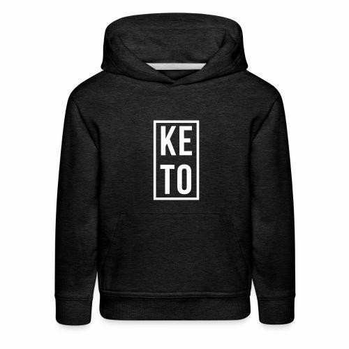 KETO - Kids' Premium Hoodie