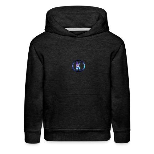 Galaxy K Logo Apparel - Kids' Premium Hoodie