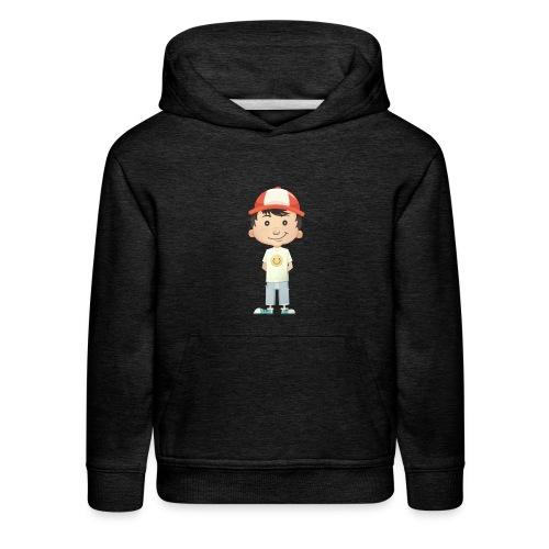 Character - Kids' Premium Hoodie