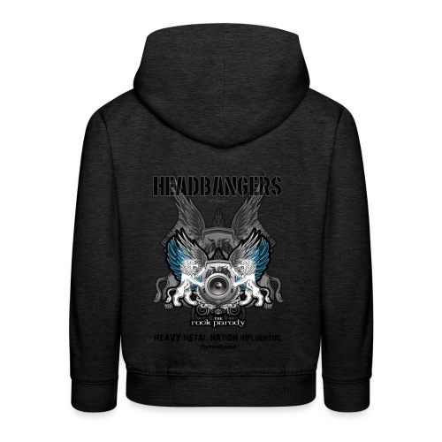 We, The HeadBangers - Kids' Premium Hoodie